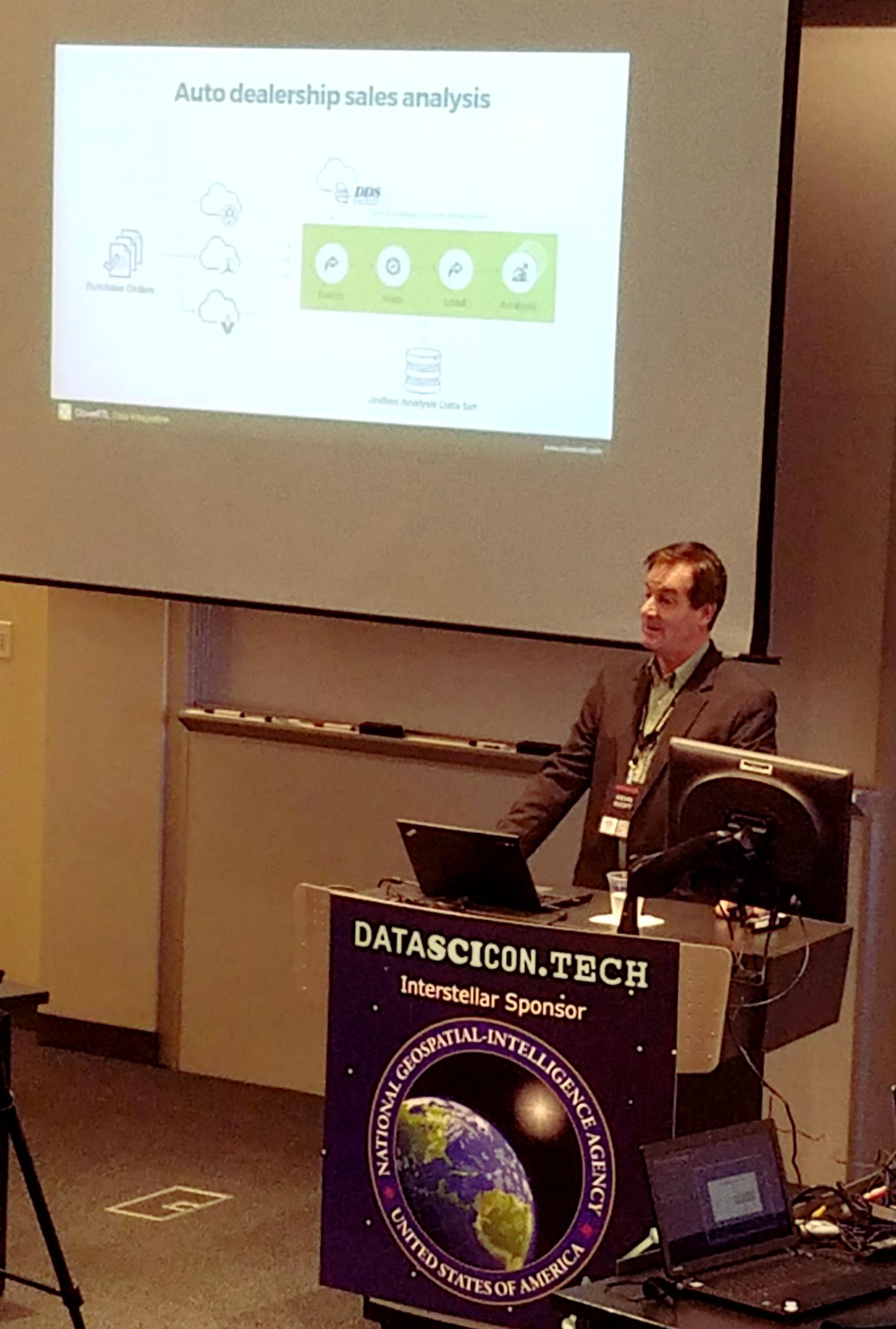 CloverETL at DataSciConTech