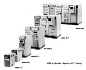 IBM AS/400 family