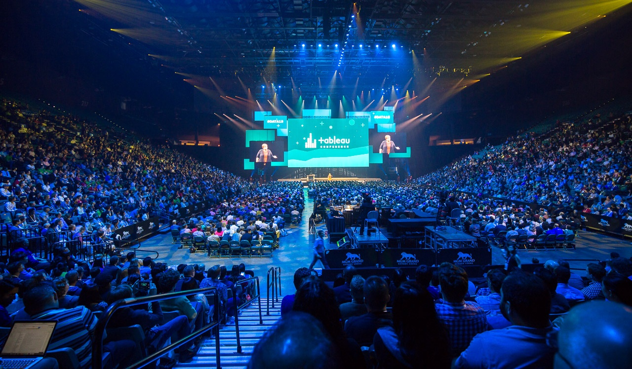 8 Things about Data at the Tableau 15 Show