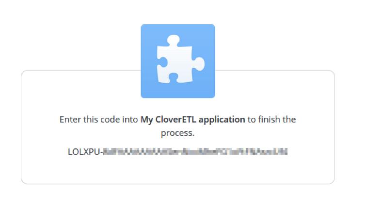 OAuthDropboxCloverETL - Dropbox Core API