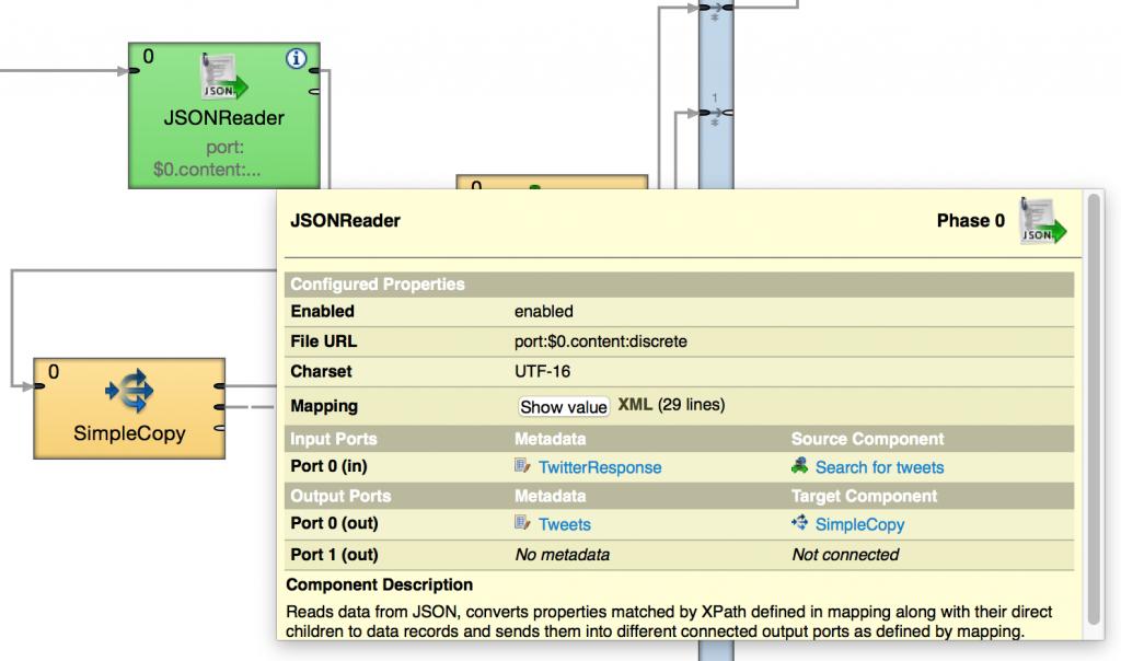 Improved Tooltips in CloverETL 4.1 milestone release