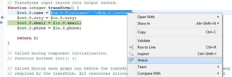 Watch Expression - Code Debugging