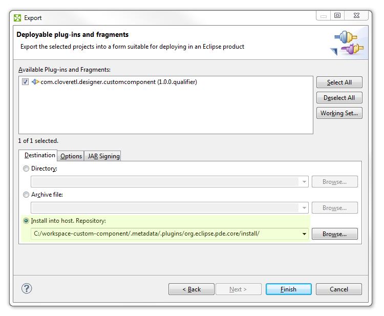 Creating Custom Component